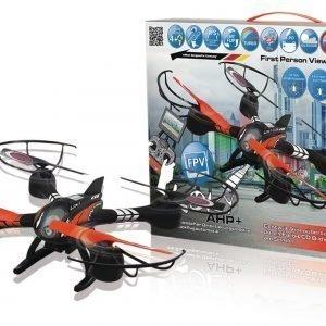 Jamara Kauko-Ohjattava Kopteri R / C Drone Loky 4+4 Channel Rtf