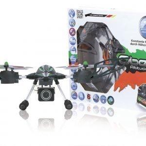 Jamara Kauko-Ohjattava Kopteri R / C Drone Oberon Altitude 4+6 Channel Rtf