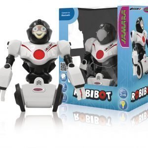 Jamara Kauko-Ohjattava Robotti R / C Robot Robibot 2+6 Channel Rtr