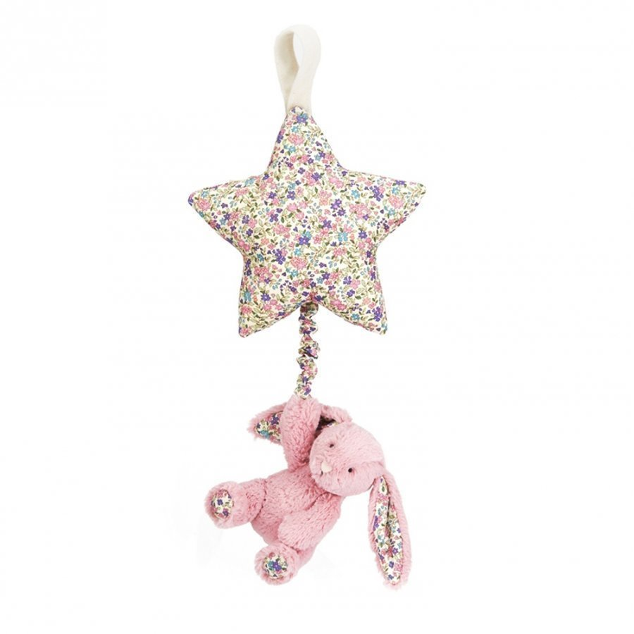 Jellycat Blossom Tulip Star Musical Pull Mobile