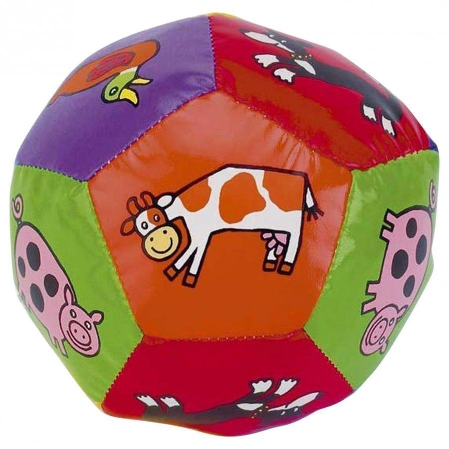 Jellycat Farm Tails Boing Ball Pehmeä Pallo
