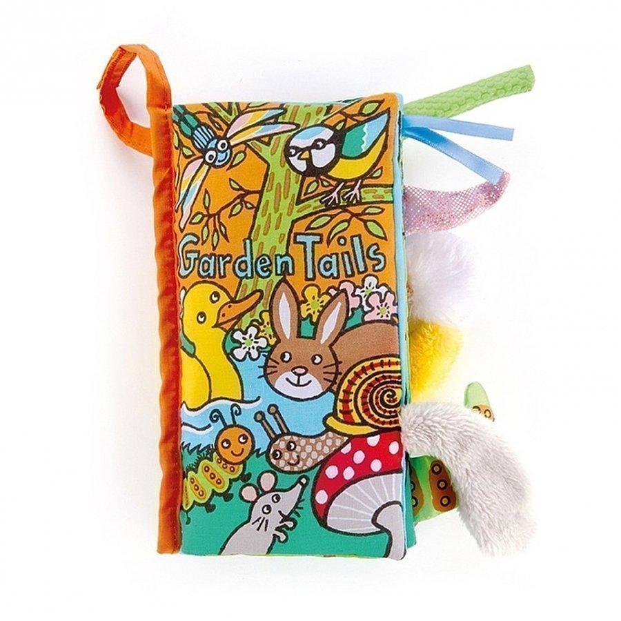 Jellycat Garden Tails Book Aktiviteettikirja