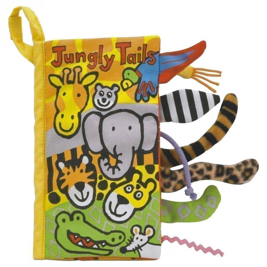 Jellycat Jungly Tails Book Aktiviteettikirja
