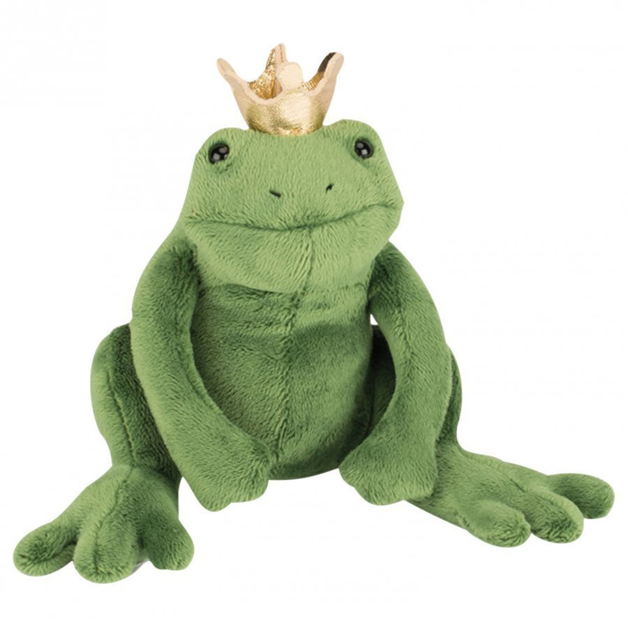 Jellycat Little Frederick The Frog Prince Pehmolelu