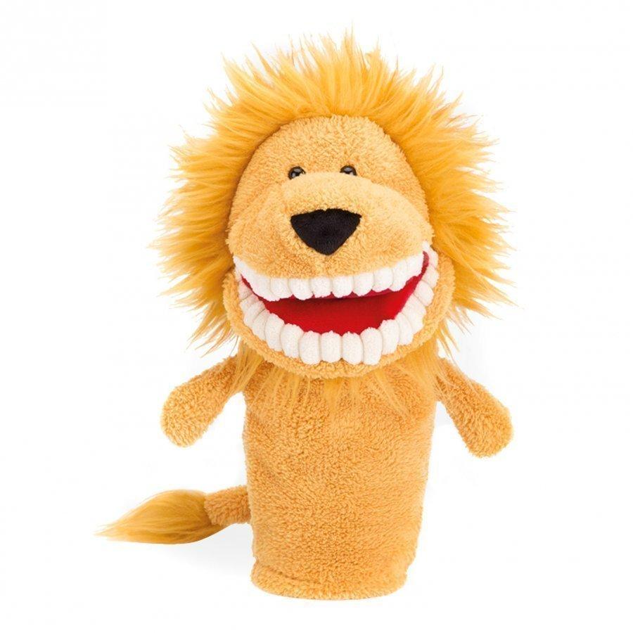 Jellycat Toothy Lion Hand Puppet Pehmolelu