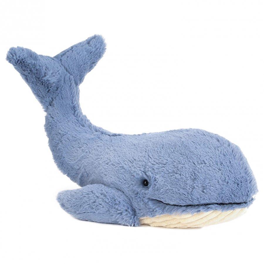 Jellycat Wilbour Whale Pehmolelu