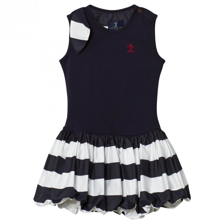 Jessie & James Daisy Dress True Navy Juhlamekko