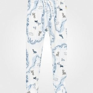 Joha Arctic Zone Footed Leggings Blue Multi Legginsit