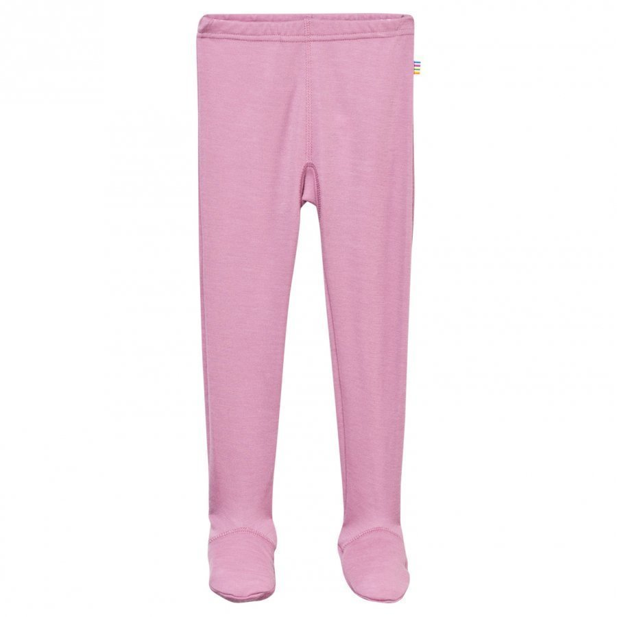 Joha Arctic Zone Footed Leggings Solid Pink Legginsit