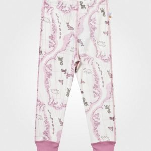 Joha Arctic Zone Leggings Pink Multi Legginsit