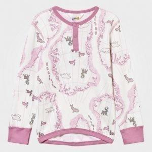 Joha Arctic Zone T-Shirt Pink Multi Pusero