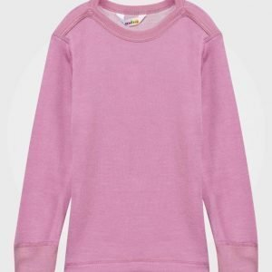 Joha Arctic Zone Tee Solid Pink Pusero