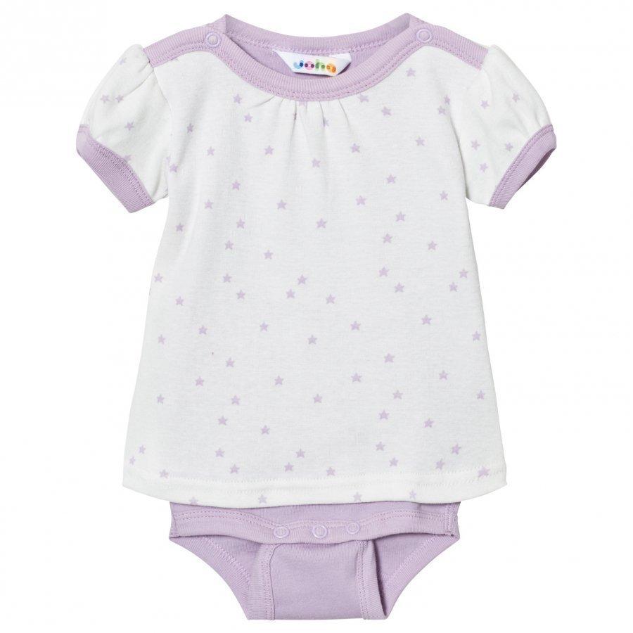 Joha Baby Body With T-Shirt Mini Star Lilac Body