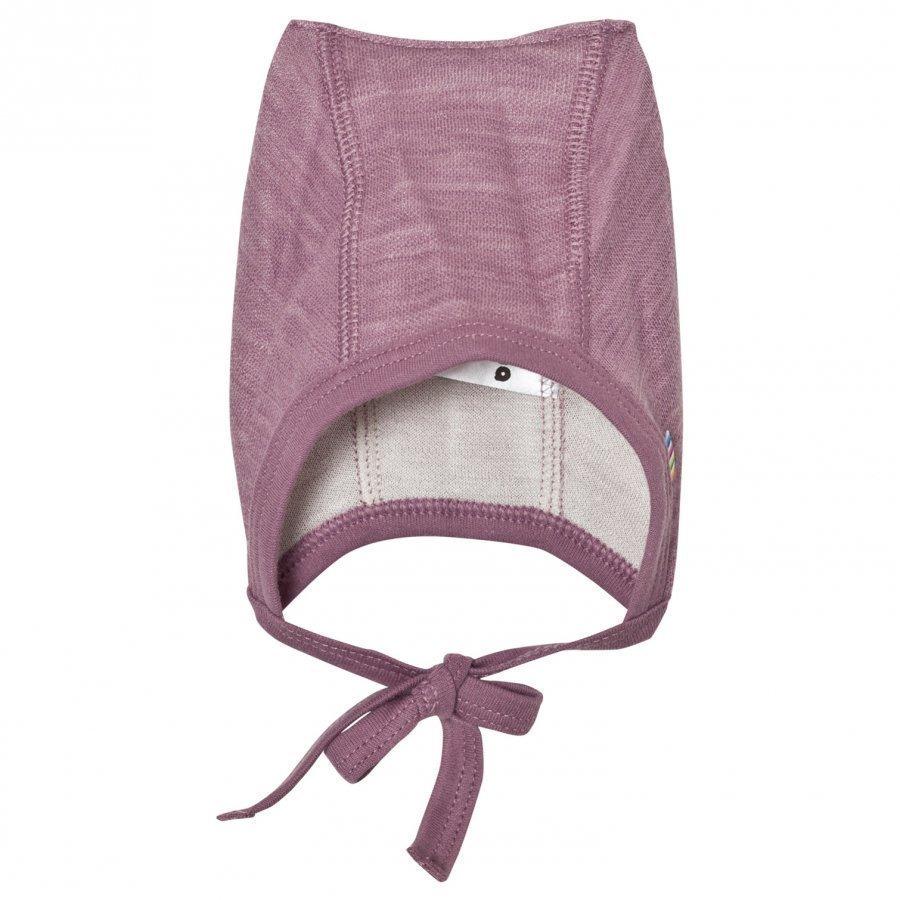 Joha Baby Hat Purple Pipo