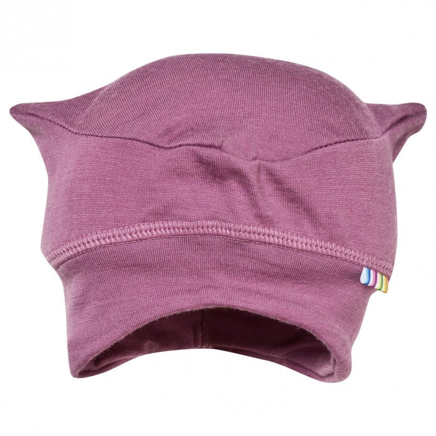 Joha Baby Hat Solid Pink Pipo