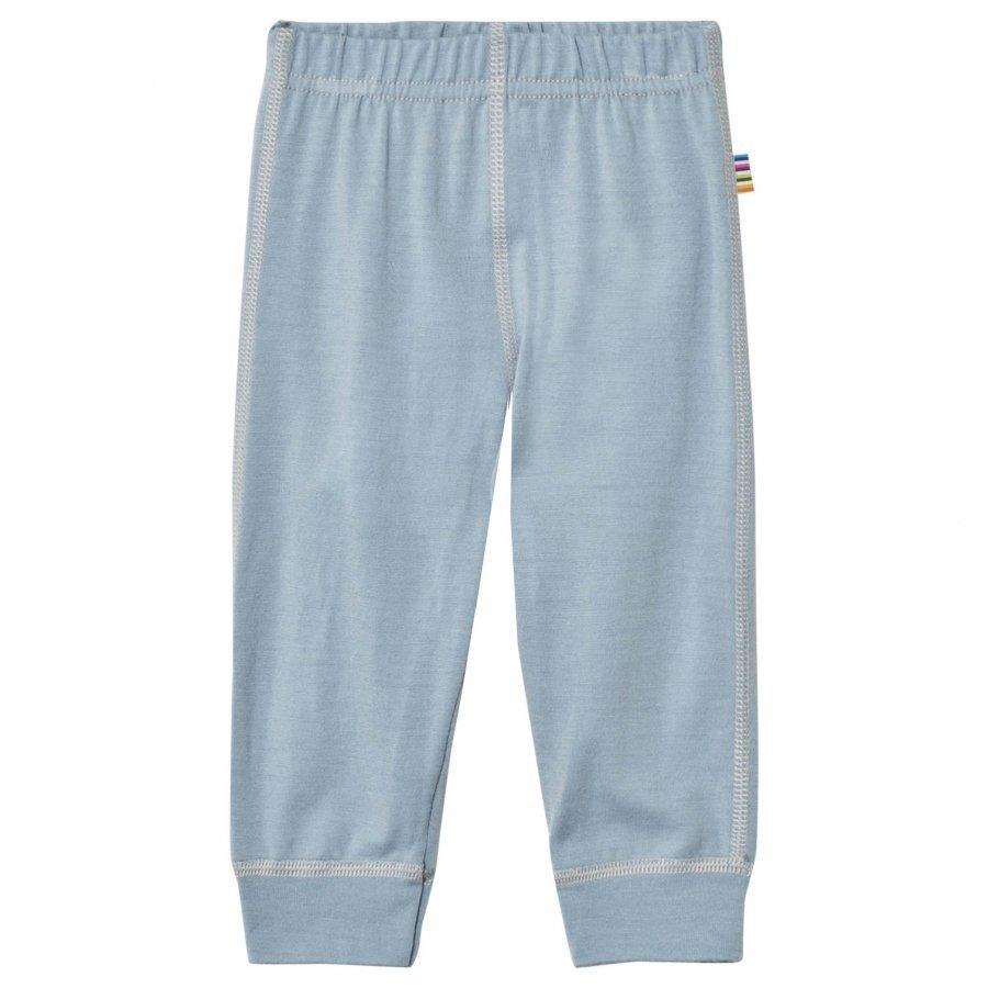 Joha Basic Cuff Leggings Light Blue Legginsit