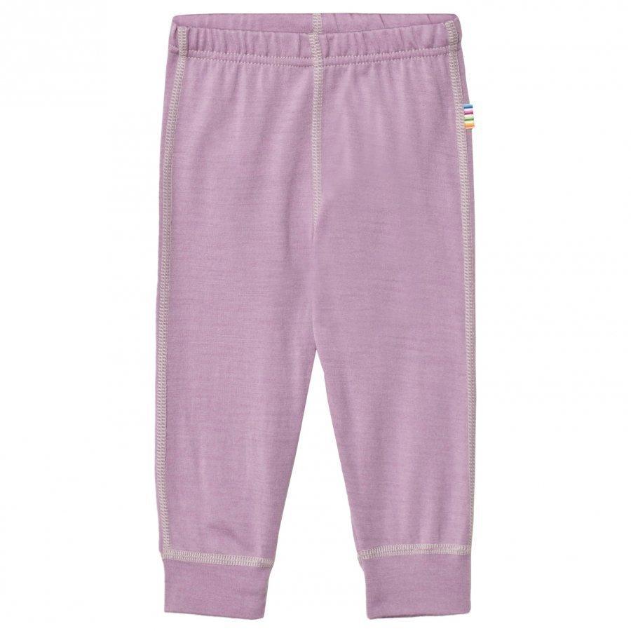 Joha Basic Cuff Leggings Purple Legginsit