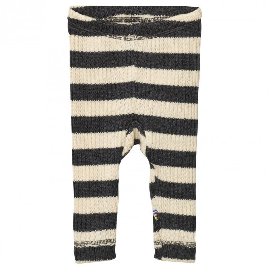 Joha Black And Cream Stripe Pants Kerraston Alaosa