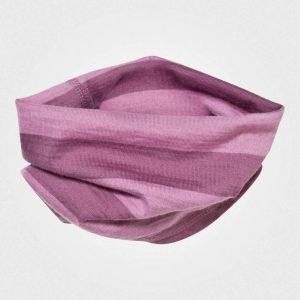 Joha Block Stripe Neck Warmer Pink Kietaisuhuivi