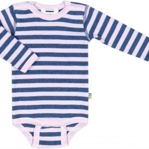 Joha Body Stripe Blue/Pink