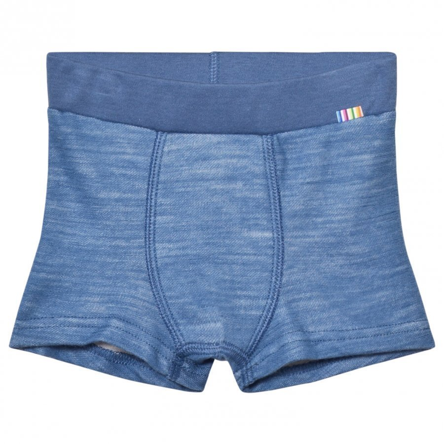 Joha Boxer Shorts Blue Kerraston Bokserit