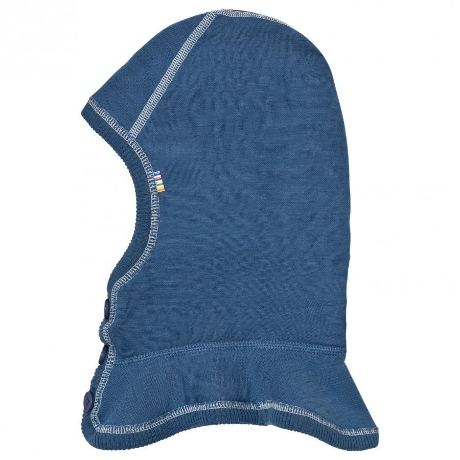 Joha Double Layer Balaclava Blue Kypäräpipo