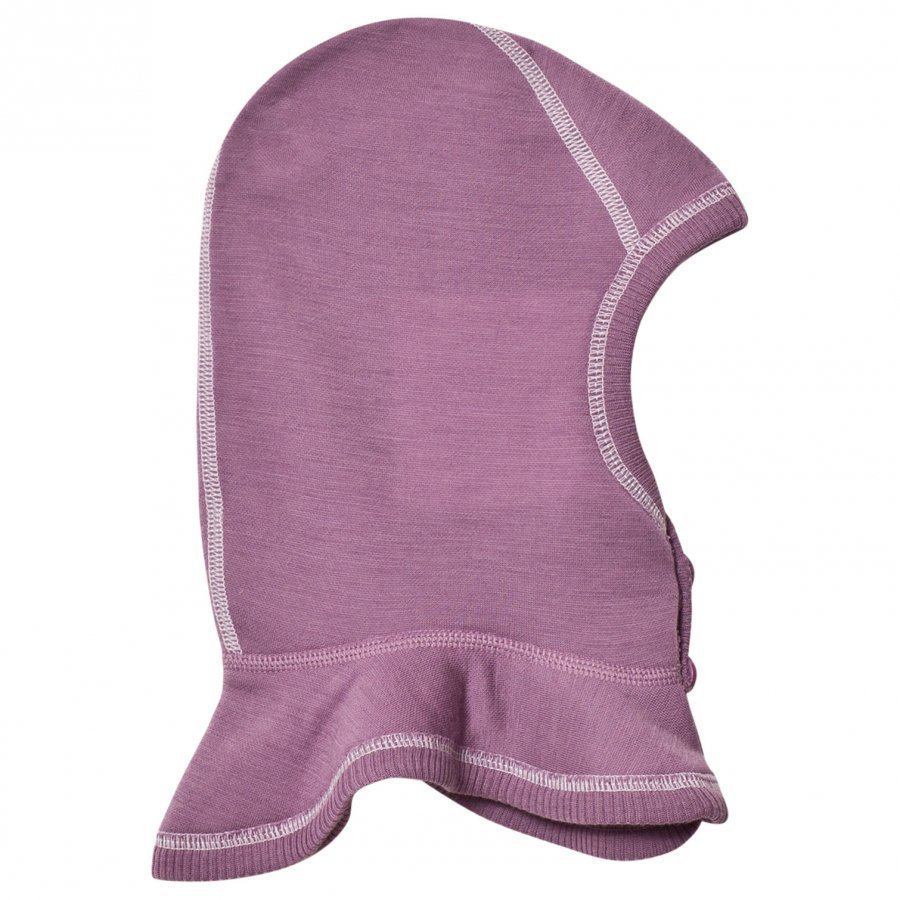 Joha Double Layer Balaclava Purple Layer Purple Kypäräpipo