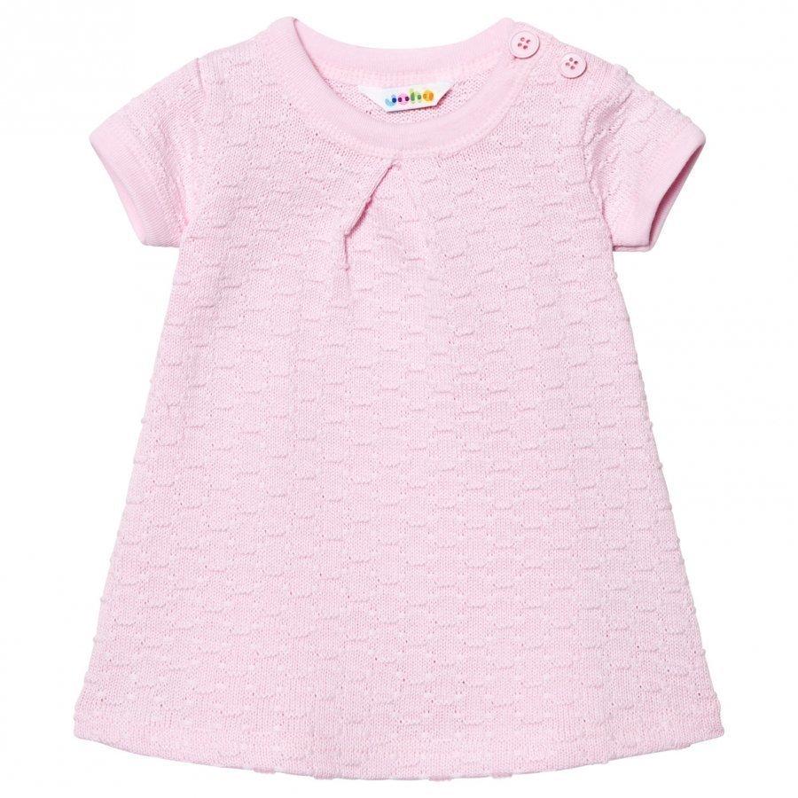 Joha Knit Dress Light Pink Mekko