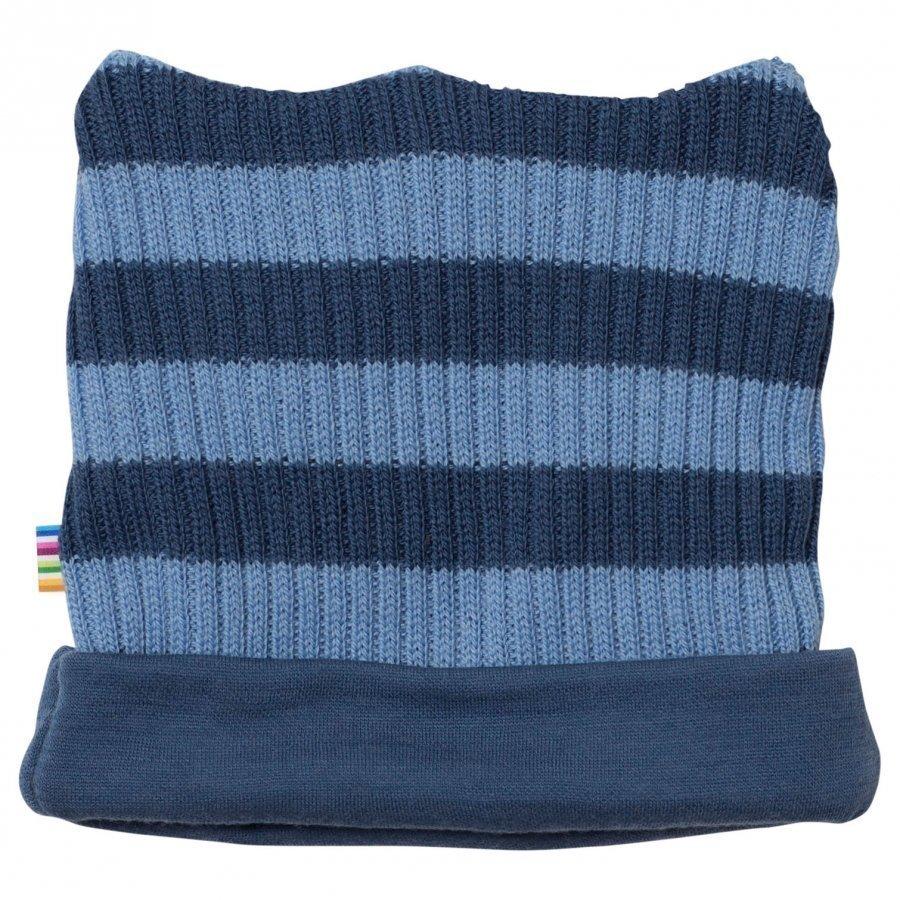 Joha Knit Wool Beanie Stripes Pipo