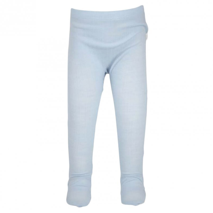 Joha Legging With Foot Light Blue Legginsit