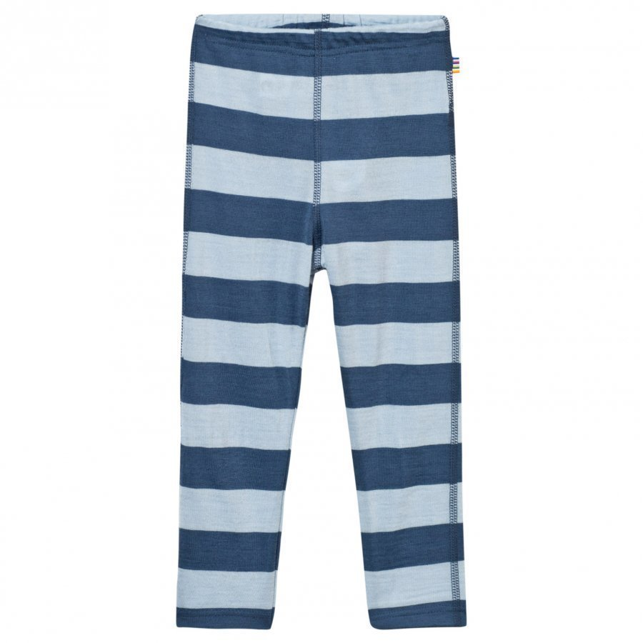 Joha Leggings Block Stripe Blue Legginsit
