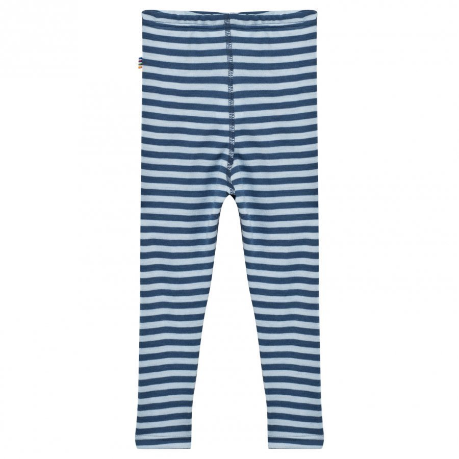 Joha Leggings Stripe Blue Legginsit