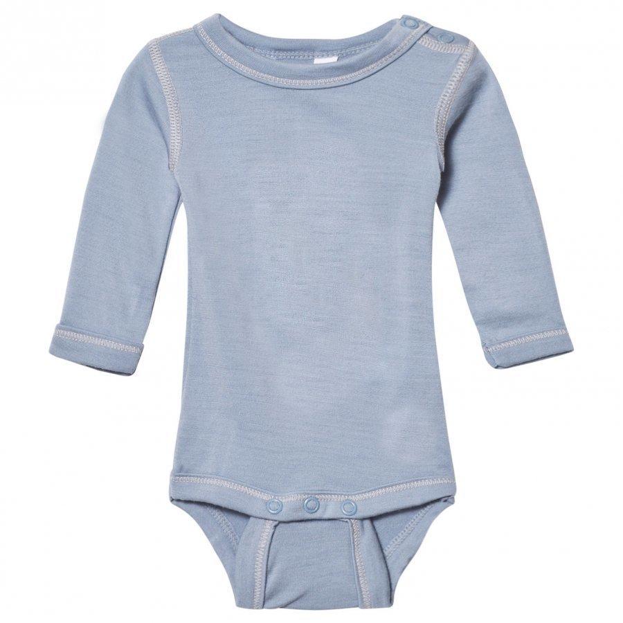 Joha Long Sleeve Baby Body Light Blue Body
