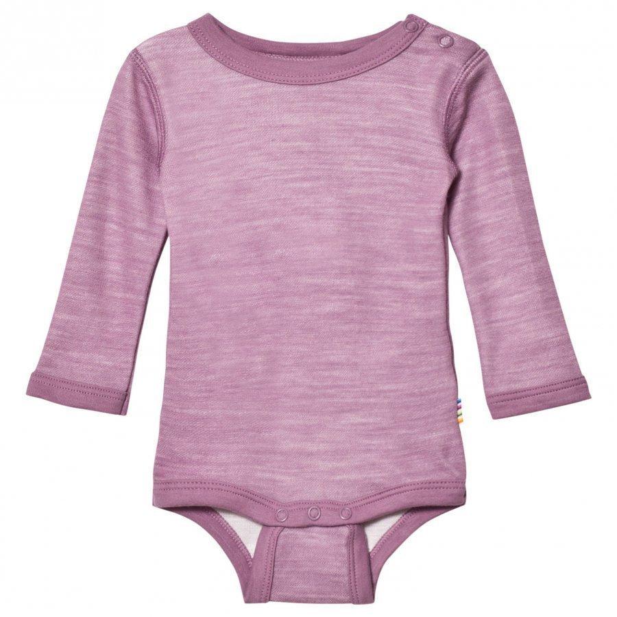 Joha Long Sleeve Baby Body Purple Body