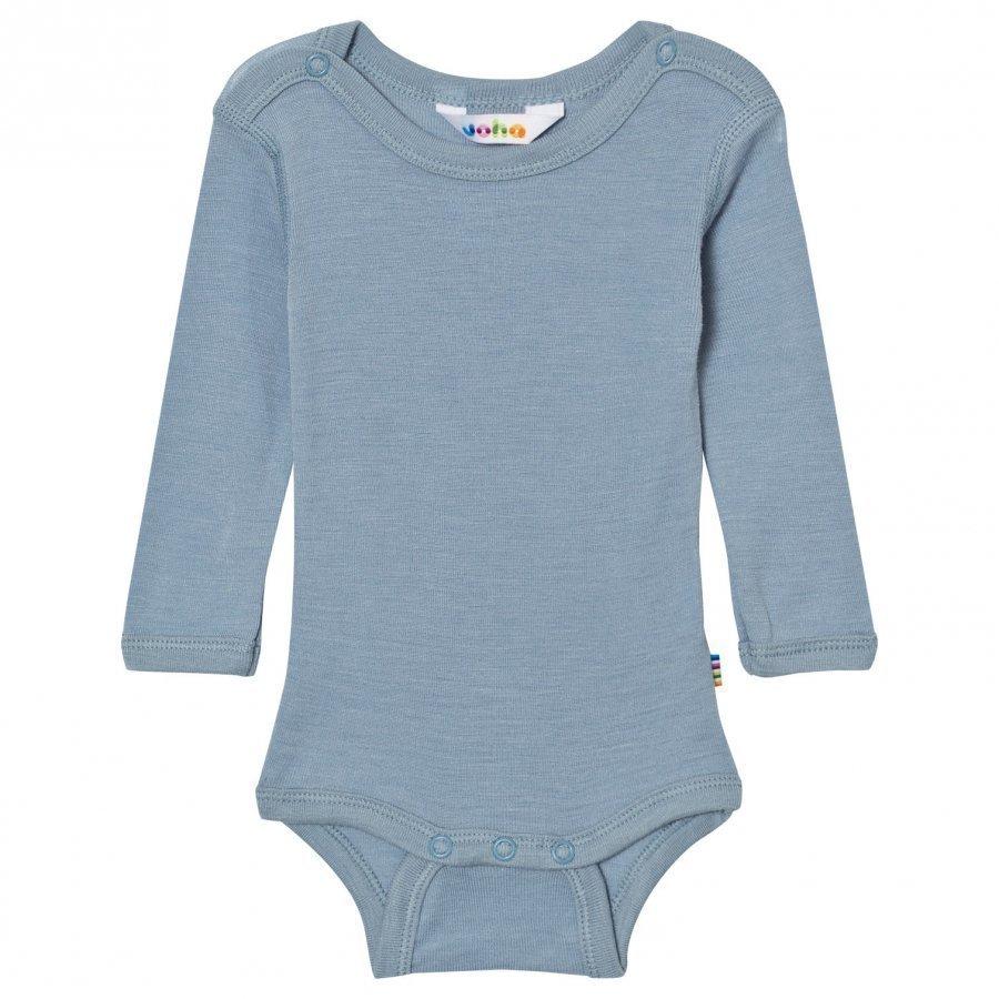 Joha Long Sleeve Baby Body Silk Blue Body