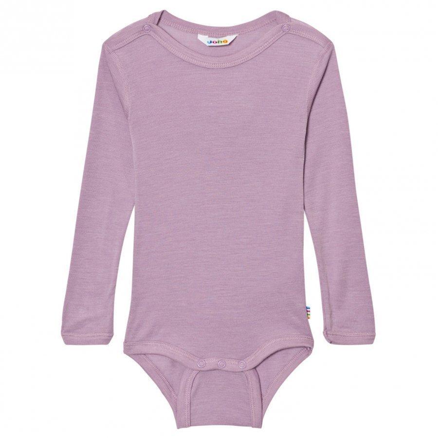 Joha Long Sleeve Baby Body Silk Purple Body