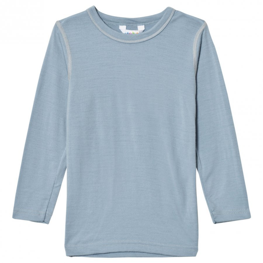 Joha Long Sleeve Top Blue Kerraston Yläosa