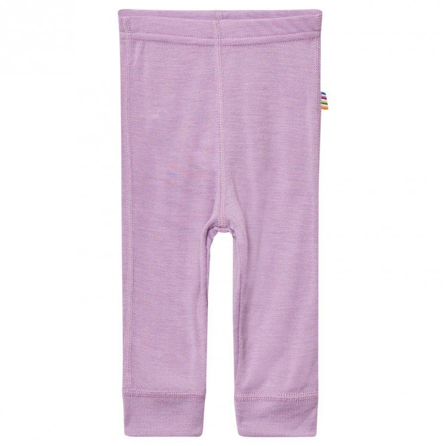 Joha Purple Leggings Silk Legginsit