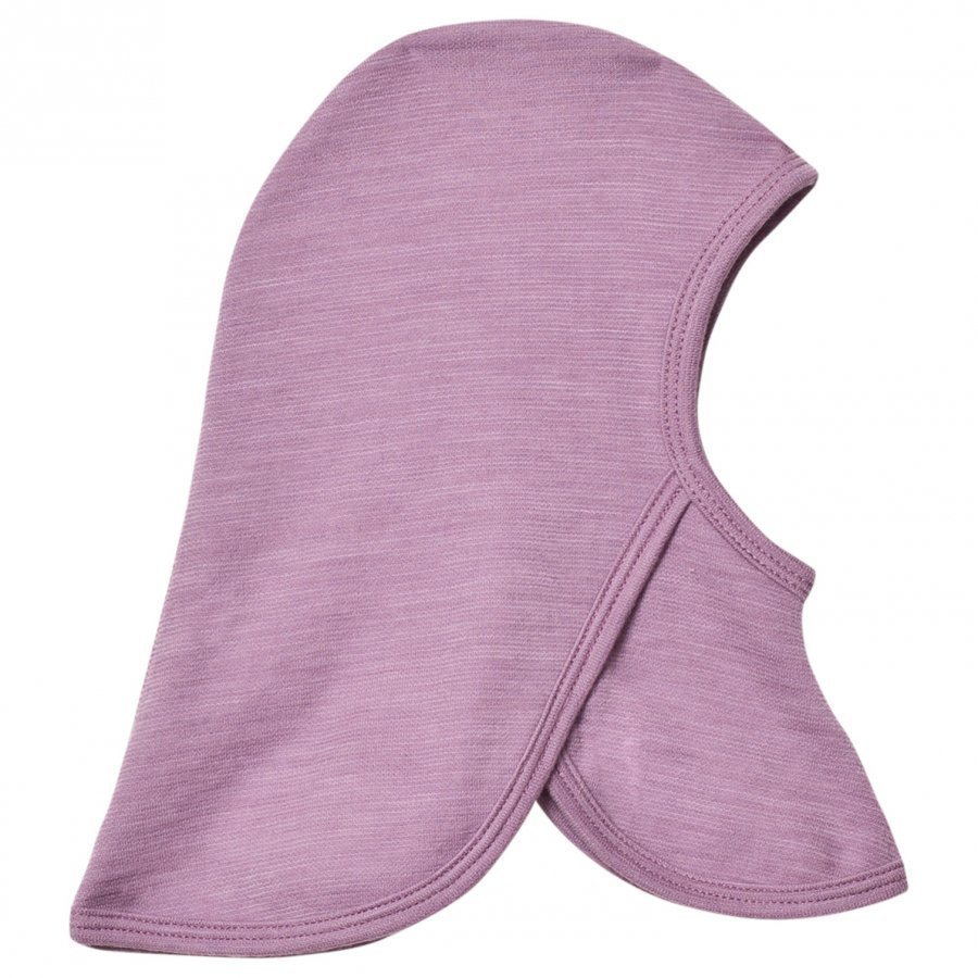Joha Purple Melange Double Layer Balaclava Kypäräpipo