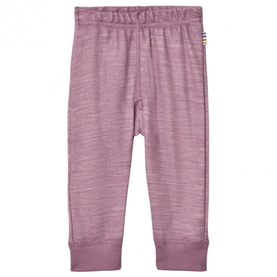 Joha Purple Melange Leggings Legginsit