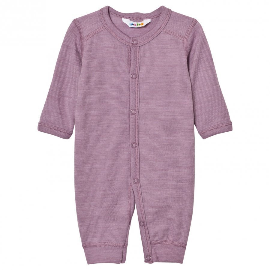 Joha Purple Melange One-Piece Potkupuku