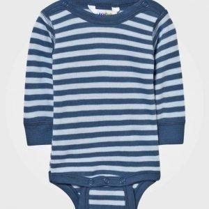 Joha Striped Baby Body Blue Body