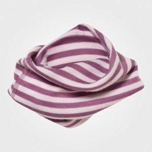 Joha Striped Neck Warmer Pink Kietaisuhuivi