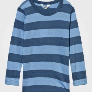 Joha Striped Tee Blue Pusero