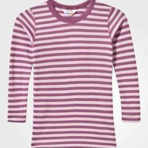 Joha Striped Tee Pink Pusero