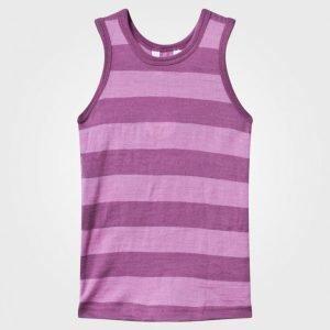 Joha Tank Top Block Stripe Pink Alusliivit