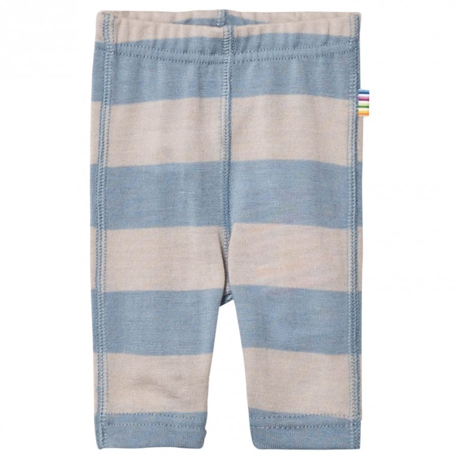 Joha Wide Stripe Leggings Blue Legginsit