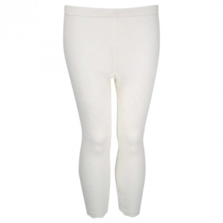 Joha Wool Silk Leggings Natur Legginsit