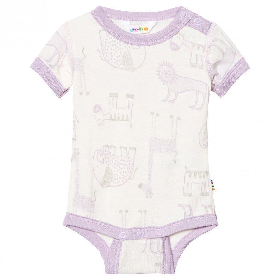 Joha Zoo Short Sleeve Baby Body Fair Orchid Body