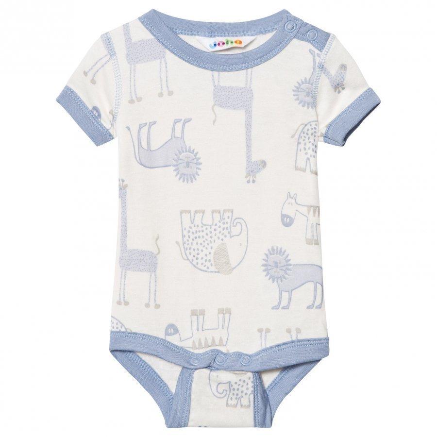 Joha Zoo Short Sleeve Baby Body Forever Blue Body